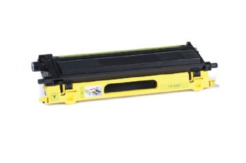 Brother TN-135Y Yellow Refurbished Toner Cartridge